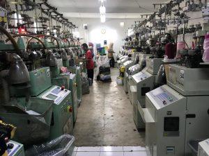 Pabrik kaos kaki Jakarta