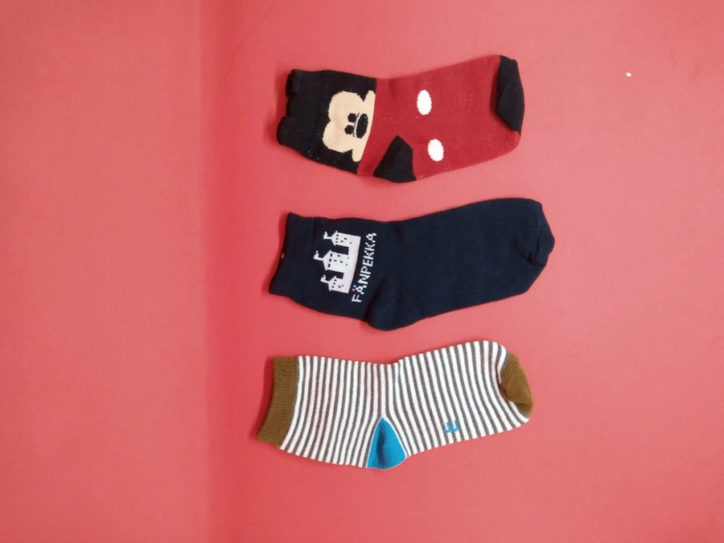 kaos kaki anak perempuan 1